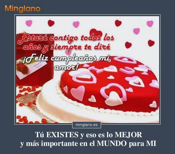 Frases De Cumpleanos De Amor Para Facebook