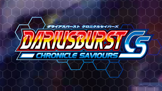 Darius Burst: Chronicle Saviours announced for PS4, PS Vita, and PC