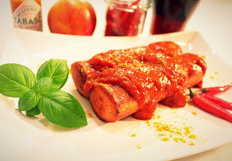Currysauce Mit Apfelmus