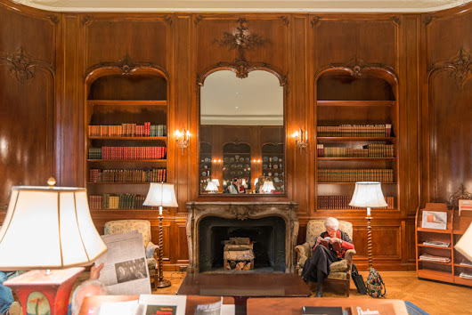 Life Behind the Stacks: The Secret Apartments of New York Libraries