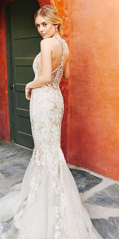 24 Modern Wedding Dresses From Top USA Designers   Wedding