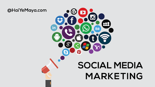 What is Social Media Marketing / SMM? - Haiyemaya Digital Marketing