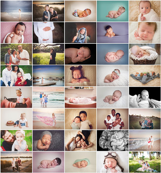 2015 Year in Review | Jacksonville's Premier Newborn Photographer