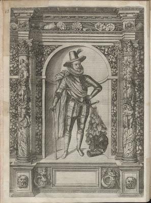 knight on pedestal