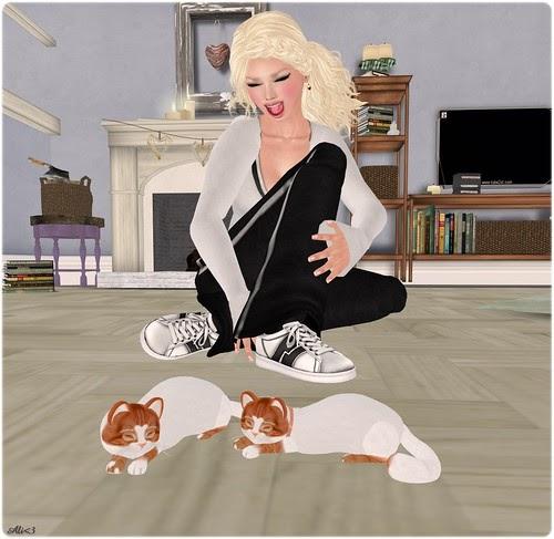 Sleeping Dogs Big Scar Wu Got Turned Into Cat Food