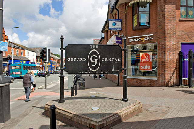 The Gerard Centre Dave Green Geograph Britain And Ireland