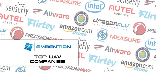 Embention among the most outstanding UAV companies