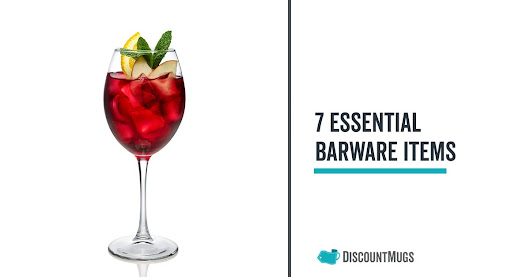 Barware Basics: 7 Essential Glassware Items Every Bar Needs
