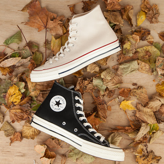 Why Converse Are The Ultimate Halloween Shoe