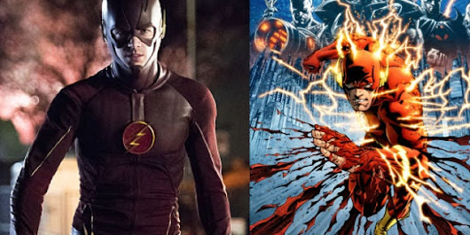 The Flash: How The Season Finale Synchronized Flashpoint