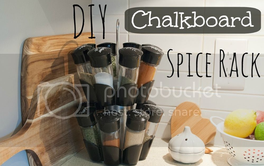 diy chalkboard spice rack carla s confections diy chalkboard spice rack