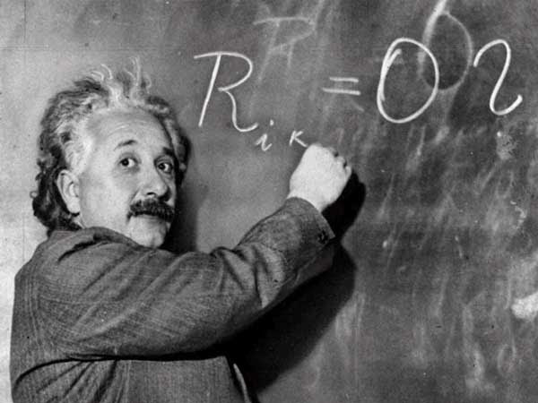 einstein, teoria de la relatividad, fibonacci