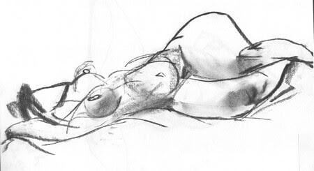 reclining nuddy