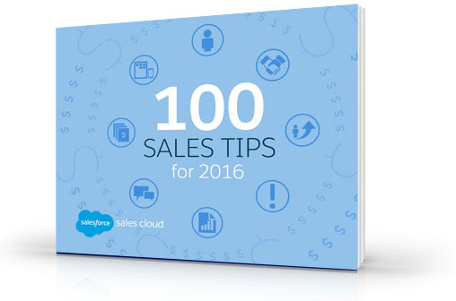 13 Insanely Tweet-able Sales Tips from Salesforce's eBook