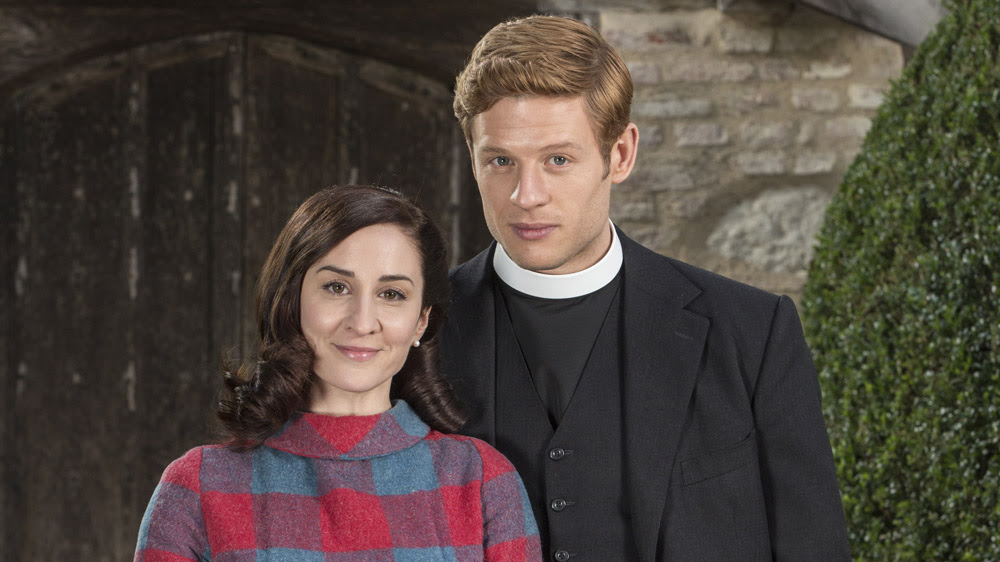 Image result for grantchester series 4