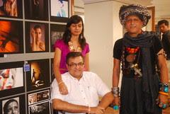 The Beggar Poet and His Guru Girish Mistry by firoze shakir photographerno1