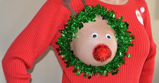15+ Of The Ugliest Christmas Sweaters Ever (Submit Yours!)