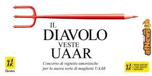 """""""Il diavolo veste Uaar"""": concorso per vignettisti, fumettisti e disegnatori"""