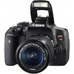 Canon EOS Rebel T6i 24.2 MP SLR - EF-S 18-55mm IS STM Lens