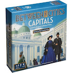 Stonemaier Games Between Two Cities Capitals Strategy Board Game