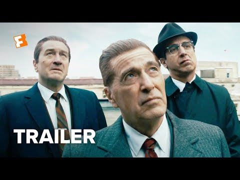 The Irishman Trailer #1 (2019) | Movieclips Trailers