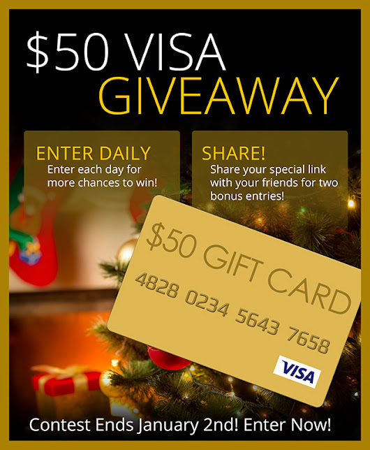 Win a $50 Visa Gift Card from Kargar Homes!