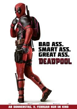 Deadpool Filmplakat
