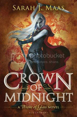 The Book Rest: Review of Crown of Midnight by Sarah J Maas