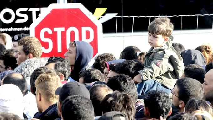 Москва наводнила Германию «беженцами-подрывниками»