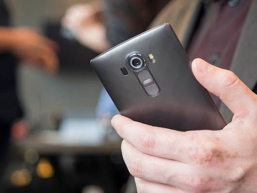 LG G4 hands-on: Where vegetable tanning, ceramics and Quantum Display come to play with Android