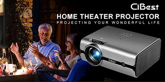 In-Depth Review of the CiBest BL45 LED Video Projector - Nerd Techy