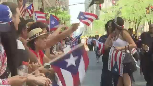 Goya Cans Sponsorship of Puerto Rican Day Parade