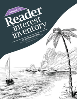 http://www.teacherspayteachers.com/Product/Reader-Interest-Inventory-6-12-962406