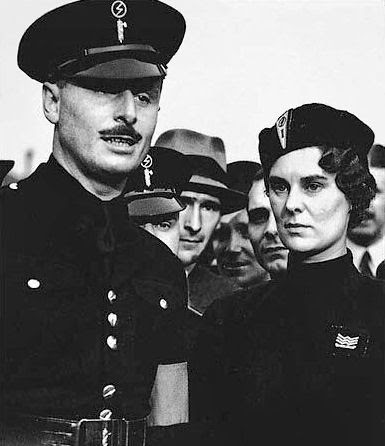 Image result for OSWALD MOSLEY, NAZI-ALLIED BRITISH FASCIST