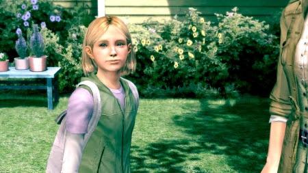 Matilda: ilmselgelt arengupeetusega.