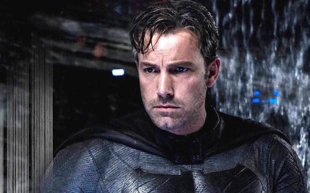 Ben Affleck como Batman (Foto: Reprodução)