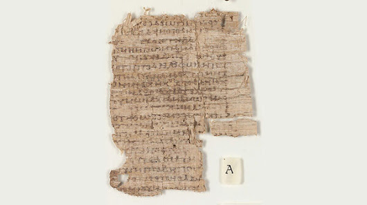 A 2,000-Year-Old Mystery Papyrus Reveals Its Secrets - Atlas Obscura