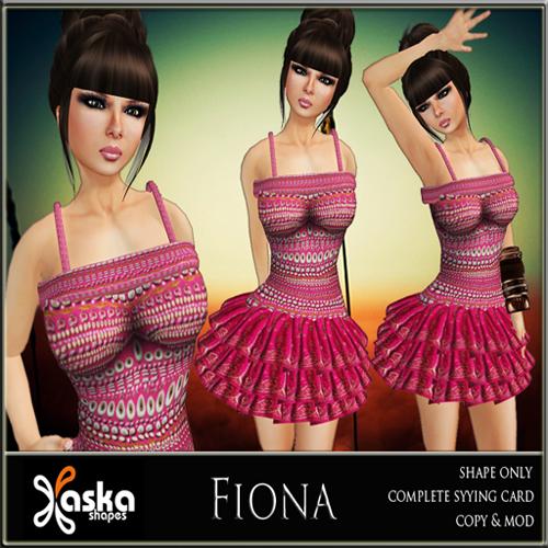ASKA Shapes - Fiona
