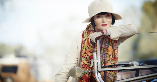 Sept. Giveaway: Miss Fisher's Mysteries • Willow and Thatch