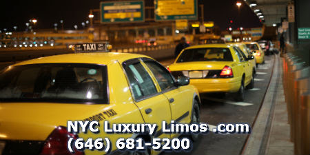 NYC Airport Taxi - NYC Luxury Limos|(646) 681-5200|