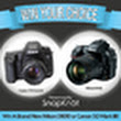 Win a Nikon D800 or Canon 5D Mark III!
