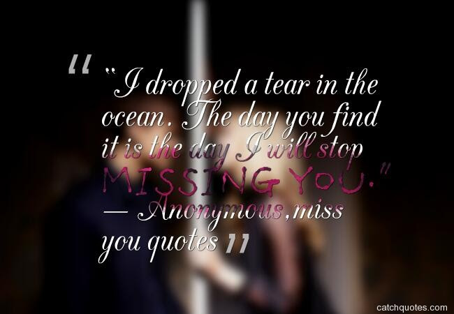Best 20 Miss You Quotes And Wishes With Pictures Quotes