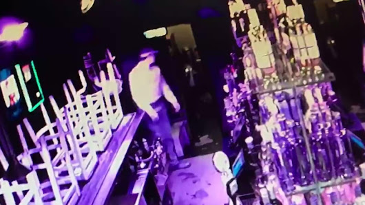 Bakersfield lounge owner releases video of suspected theft