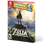 Legend of Zelda: Breath of The Wild Starter Pack - Nintendo Switch