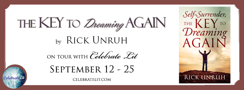 The Key to Dreaming Again FB Banner