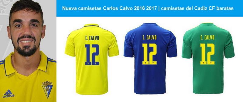 """Carlos Calvo Sobrado (Madrid, España; 18 de septiembre de 1985) es un futbolista español. Juega de extremo y su equipo actual es el Cádiz C.F. de la Segunda División de España.Trayectoria:2004-2005 Elche C. F. """"B""""2005-2006 Real Valladolid C. F...."""