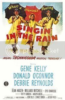 SinginRain Poster