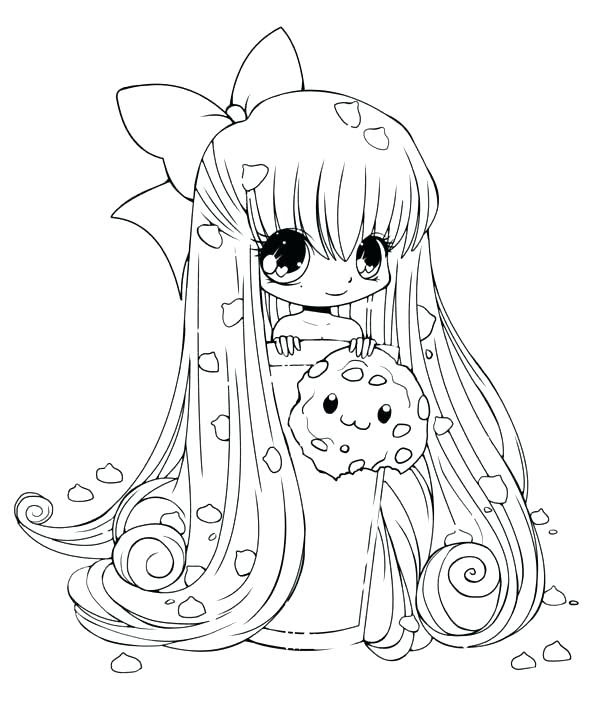Cute Animal Coloring Pages For Girls at GetDrawings   Free ...