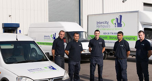 Removals Company Cardiff | Storage in Cardiff | Intercity Removals
