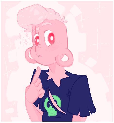 """I'm Pink..??"""